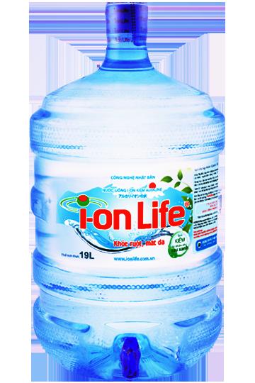 Nước ion life bình 20 Lít