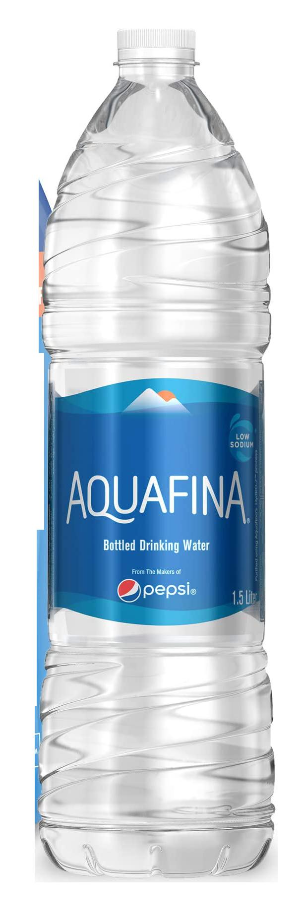 nước suối aquafina 1500ml