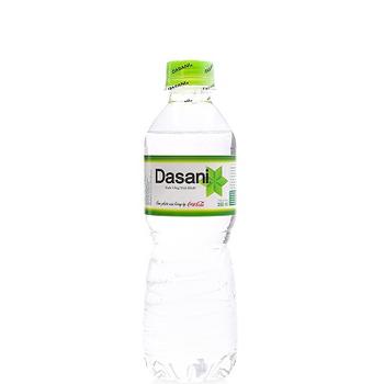 Nước suối Dasani 350ml