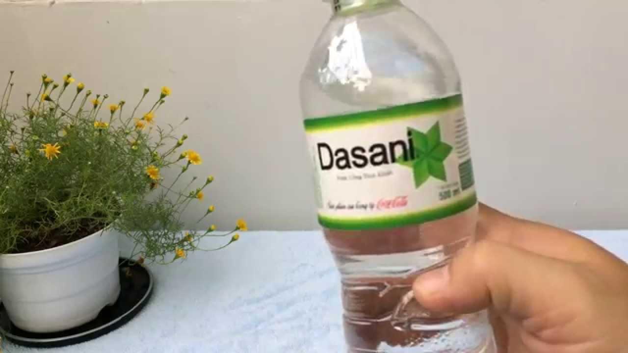 Nước suối DASANI quận Gò Vấp