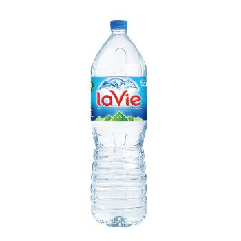 Nước suối lavie 1,5 Lít