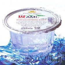 Nước suối ly Wami –  Giá cả tốt giao nhanh
