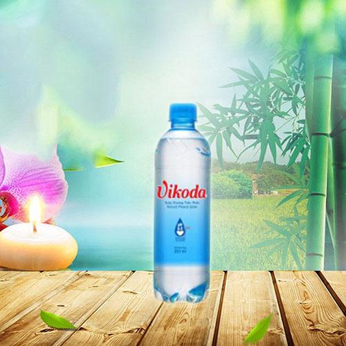 Nước suối vikoda 500ml