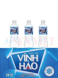 Nước suối Vĩnh Hảo 350ml