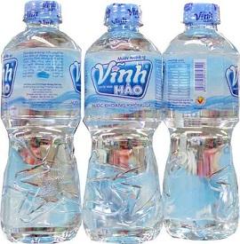 Nước suối Vĩnh Hảo 500ml