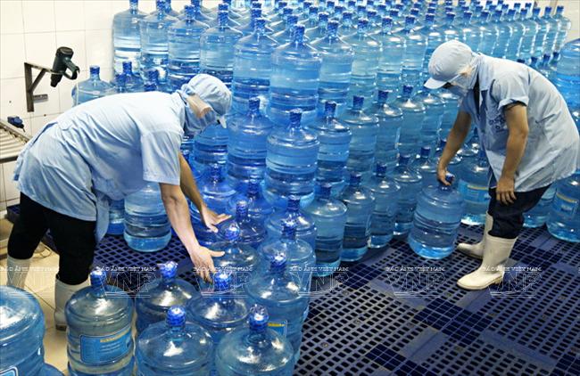 Nước uống SAPUWA quận Thủ Đức