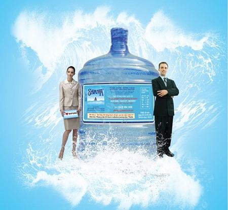 Nước uống Tinh Khiết SAPUWA – Khẳng đinh chất lượng