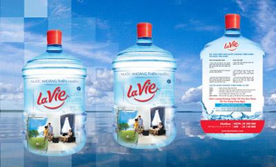 Tại sao chọn Nước khoáng Lavie để sử dụng trong sinh hoạt