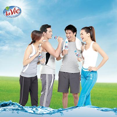 Uống nước khoáng Lavie cần phải ghi nhớ những vấn đề để tốt cho sức khỏe