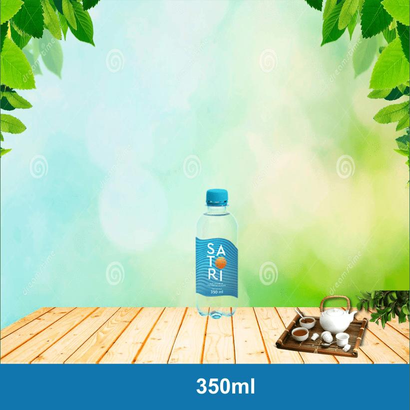 Nước Satori 350ml, Thùng nước suối Satori 350ml