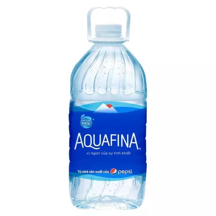 Nước suối aquafina 5 Lít