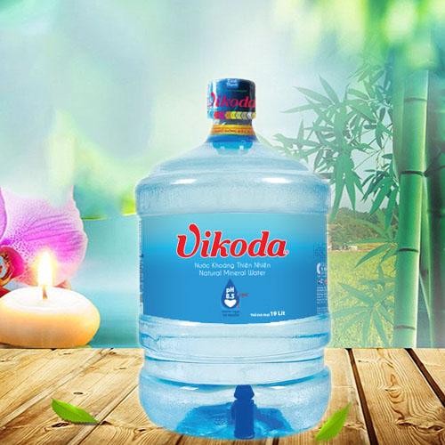 Nước uống Vikoda bình 20 Lít